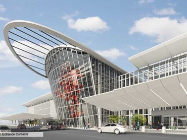 Orlando International Airport South Terminal Complex, Orlando by Fentress Architects