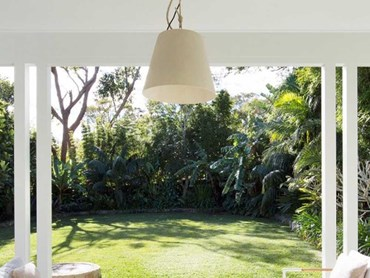 Miami from Antonangeli – a smaller outdoor weatherproof pendant