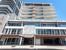 Capral systems enhance views and energy efficiency at boutique Perth apartments
