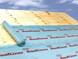 Roofing underlayment market to reach USD $45 billion by 2024