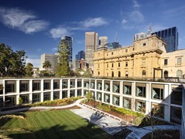 Victorian Parliament Members' Annexe leads architecture awards parade