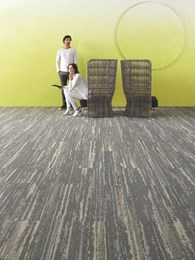 New Shaw Contract Group carpet tile collection visualises the human experience in public parks