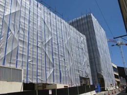 Asbestos paint removed from Crown Group building with Peel Away 8