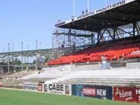 Nullifire solution for Penrith stadium combines fire protection and aesthetics