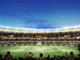'Fans-first' LED lighting at Perth Stadium to deliver unrivalled spectator experience