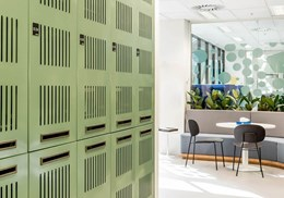 Office refurbishment takes inspiration from native culture and environment