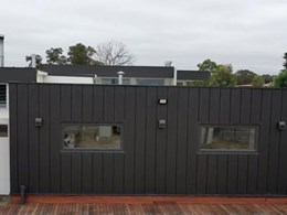 LuxeWall insulated panels create energy saving thermal shell for new home