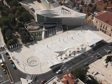 Poljana Square in Šibenik, Croatia (Photo: Ervin Husedžinović)