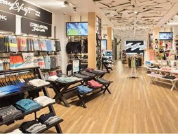 Polyflor's Expona Design vinyl flooring helps world-leading surf lifestyle brand transition to new retail direction