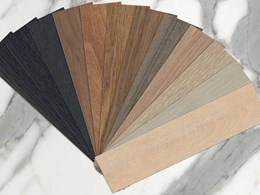 WOODMATT wood grain embossed matt finished laminates