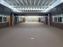 Project Spotlight: Back to school with Autex commercial carpet