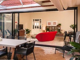 ALSPEC sliding doors deliver indoor-outdoor living experience to old Adelaide home