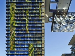 One Central Park wins Best Sustainable Development of the Year at the 2014 LEAF Awards