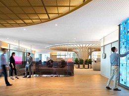 Havwoods planks and cladding upgrade client experience at PwC Barangaroo