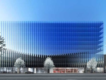 The 2050 M Street building (Photo credit: Luxigon/REX)
