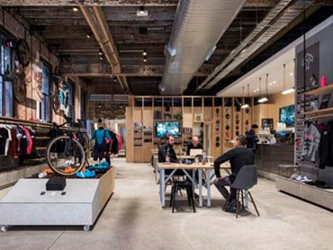 Rapha Clubhouse in Melbourne