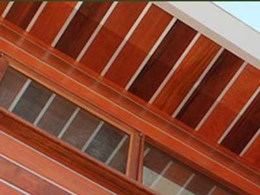 Go green with Western Red Cedar cladding from Cedar Sales