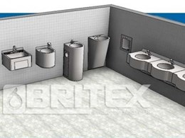 Download 48 Revit families for wash basins and commercial tapware