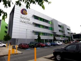 Gold Coast hospital reduces power consumption with Siemens energy optimisation system