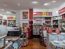 Robins Kitchen store refreshed with new lighting design and Mondolux lights