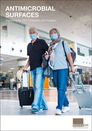 Antimicrobial Surfaces: Designing for 24/7 protection and integrity