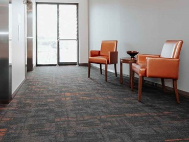Anglicare Rooty Hill Village featuring Verve Plus intelli carpet tiles
