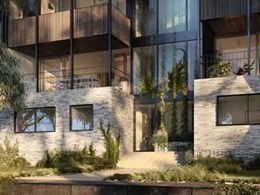 Sustainability, natural materials set the tone for low impact living at Ruskin Elwood