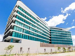 Alspec's double glazed framing minimises sound at Rydges Gold Coast Airport hotel