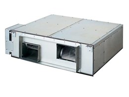 Panasonic releases new 20kW high static pressure ducted unit for commercial air conditioning