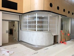 ATDC's S08 curved security doors protecting Australian businesses
