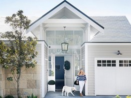 Hamptons style homes finding a new home in Australia