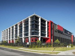 SGI's Alpolic/fr and Europanel feature in NextDC Perth project