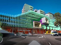SGI's Alpolic aluminium composite panel features in multiple award-winning Lady Cilento Children's Hospital