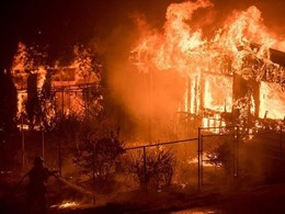 Are flawed standards responsible for bushfire rated houses burning down?