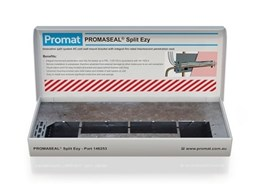 Promat introduces PROMASEAL Split Ezy for split air conditioners