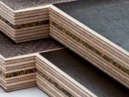 New SURPLY Silent engineered plywood with sound insulation