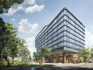 Stockland's M_Park development at Macquarie Park