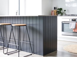Easycraft panels simplify DIY kitchen project for Melbourne decorator