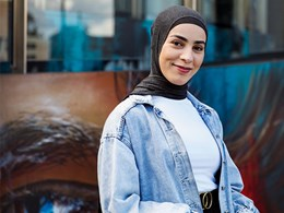 Sarah Abu Dareb named recipient of Frasers Property Master of Architecture scholarship