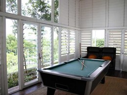 Altair louvre windows ensure fresh air and ventilation at US$ 1.5m bungalows in Malaysia