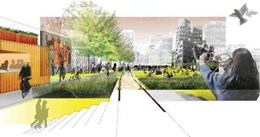Aspect Studios and Choi Ropiha Fighera design Sydney's Ultimo Pedestrian Network