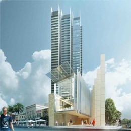 Lead architects announced for $250 million Riverside Tower for Parramatta