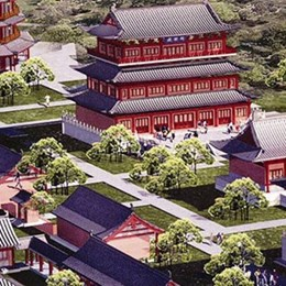 $380m Shaolin Temple set to open in Australia with approved designs by Conybeare Morrison