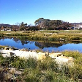 Dickson Lyneham Ponds by Glascott Landscape & Civil and Enviro Links Design