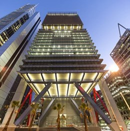 8 Chifley Square by Mirvac/ Rogers Stirk Harbour & Partners and Lippmann Partnership