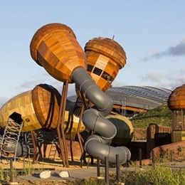National Arboretum by TCL wins top honour at 2014 AILA National Awards