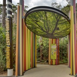 AILA Awards showcase NSW's best landscape projects; Taronga Zoo project wins people's choice award