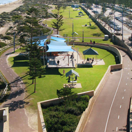 Western Australia's new Scarborough beachfront to rival Sydney's Manly and Adelaide's Glenelg