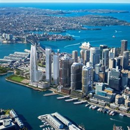 Architects appointed to assess modified Barangaroo Casino; public hearing ruled out