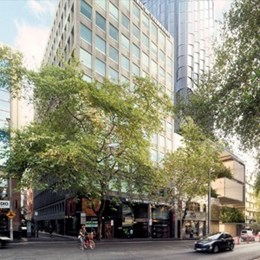 Elenberg Fraser's 211m skyscraper approved for Melbourne CBD